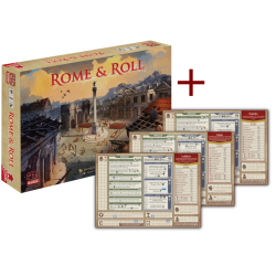 Pack Rome & Roll + Extension