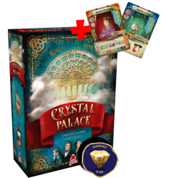 Crystal Palace + cartes promo