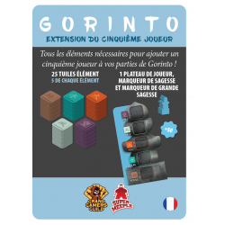 Gorinto - Extension 5ième...